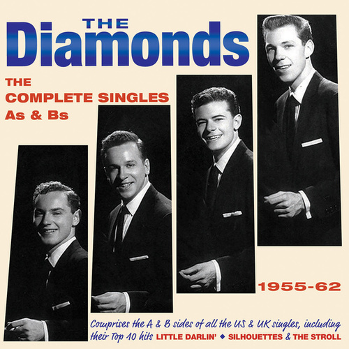 The Complete Singles As & BS 1955-62 von The Diamonds