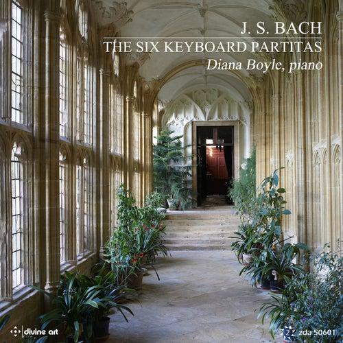 Bach: The 6 Keyboard Partitas de Diana Boyle