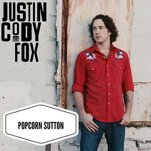 Popcorn Sutton by Justin Cody Fox