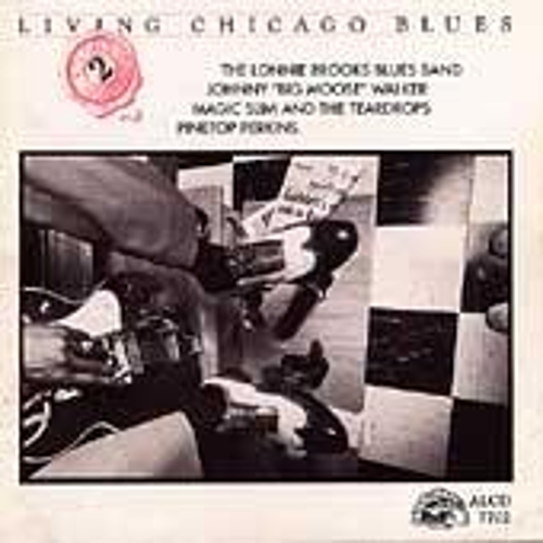 Living Chicago Blues Vol. 2 de Various Artists