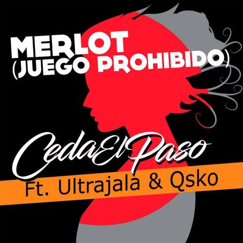 Merlot (Juego Prohibido) [feat. Ultrajala & Qsko] by Ceda El Paso