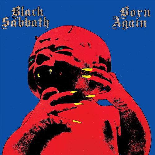 Born Again (Deluxe Edition) de Black Sabbath
