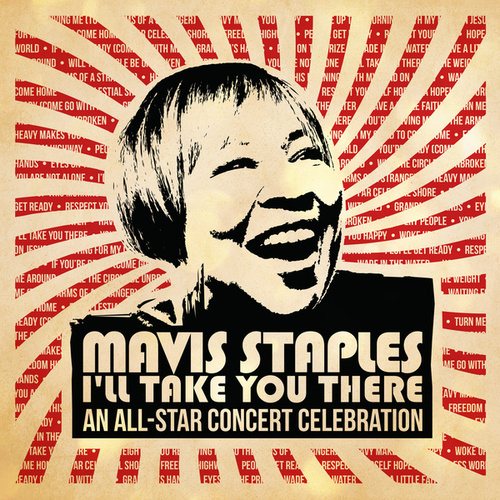 Slippery People (Live) by Mavis Staples