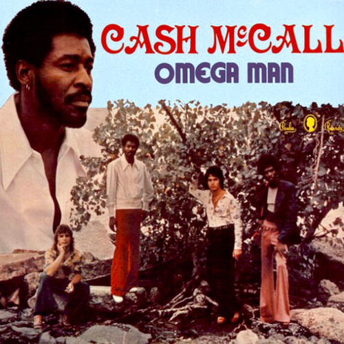 Omega Man by Cash McCall