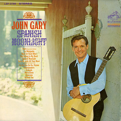 Spanish Moonlight de John Gary