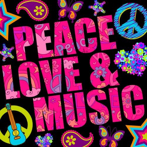 Peace, Love & Music van Union Of Sound