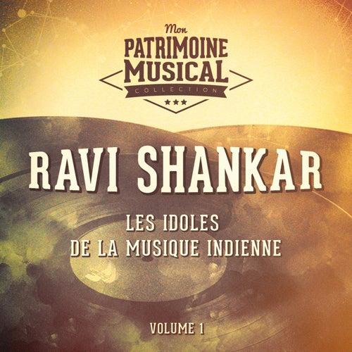 Les idoles de la musique indienne : Ravi Shankar, Vol. 1 de Ravi Shankar
