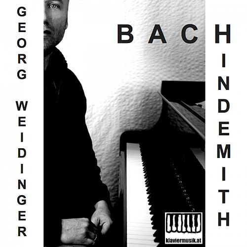 Bach & Hindemith by Georg Weidinger