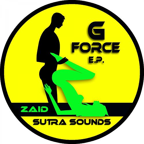 G-Force EP by Zaid