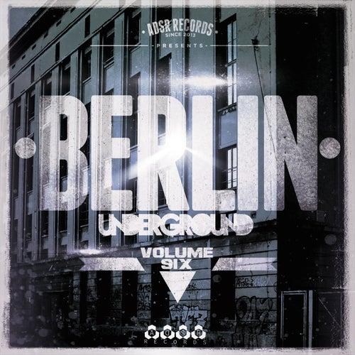 Berlin Underground, Vol. 6 de Various Artists