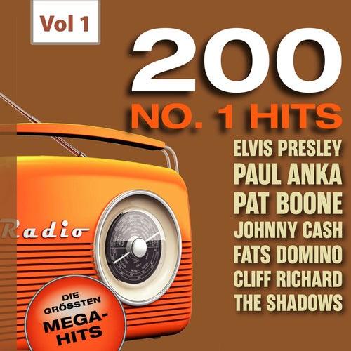 200 No.1 Hits, Vol. 1 di Various Artists