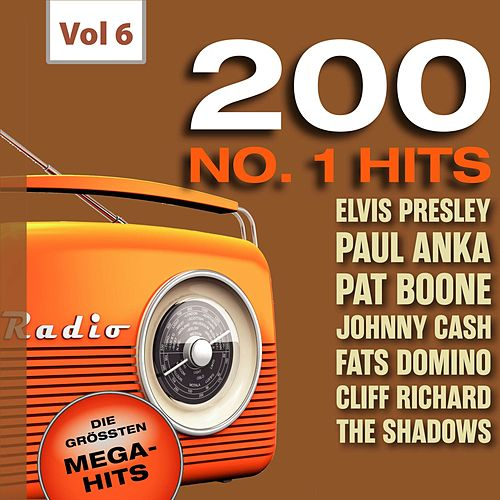 200 No.1 Hits, Vol. 6 by Various Artists