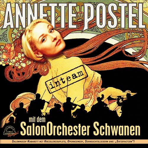 inteam (Salonmusik-Kabarett) von Annette Postel