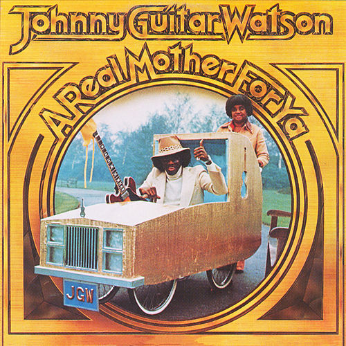A Real Mother For Ya de Johnny 'Guitar' Watson