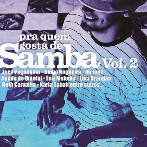 Pra Quem Gosta de Samba, Vol. 2 de Various Artists