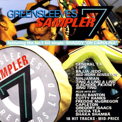 Greensleeves Sampler 7 by Various Artists