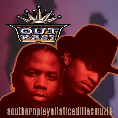 Southernplayalisticadillacmuzik von Outkast