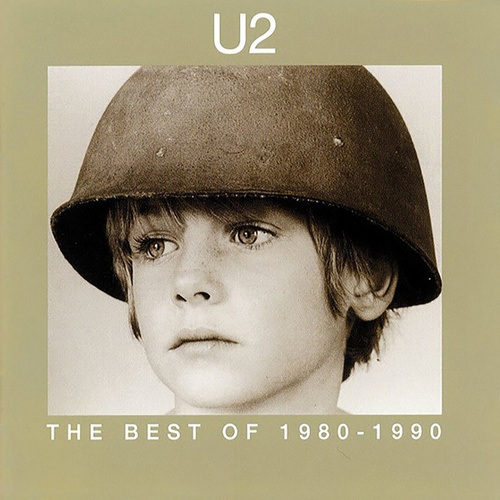 The Best Of 1980 - 1990 von U2