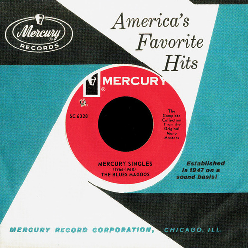 The Blues Magoos: Mercury Singles (1966-1968) de The Blues Magoos
