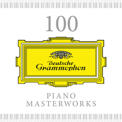 100 Piano Masterworks by Various Artists
