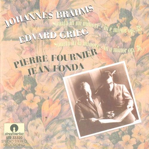 Brahms & Grieg: Cello Sonatas von Pierre Fournier