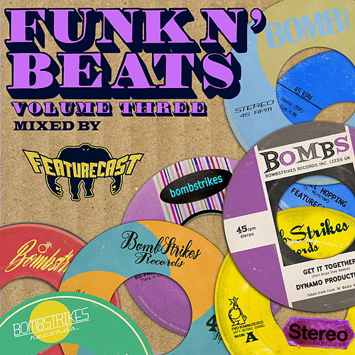 Funk n' Beats, Vol. 3 (Mixed by Featurecast) von Various Artists