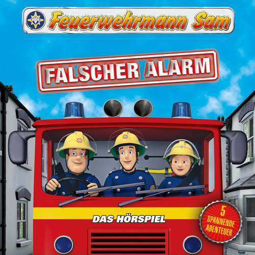 Folgen 16-20: Falscher Alarm von Feuerwehrmann Sam