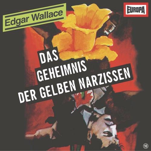 10/Das Geheimnis der gelben Narzissen von Edgar Wallace