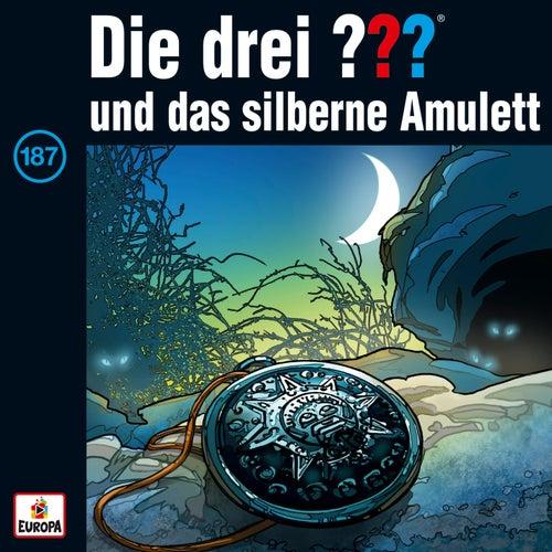 187/und das silberne Amulett von Die drei ???
