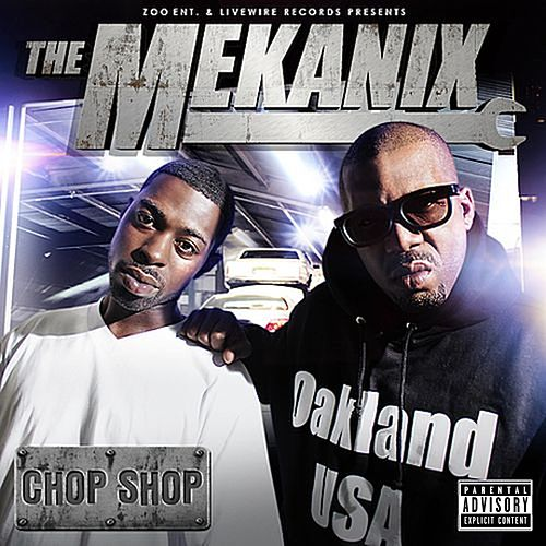 Chop Shop by The Mekanix