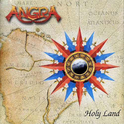 Holy Land de Angra