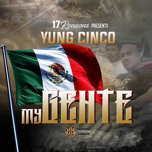 My Gente von Yung Cinco