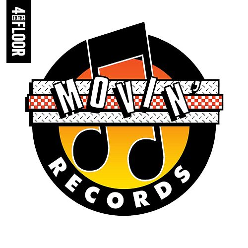 4 To The Floor Presents Movin' Records de Various Artists