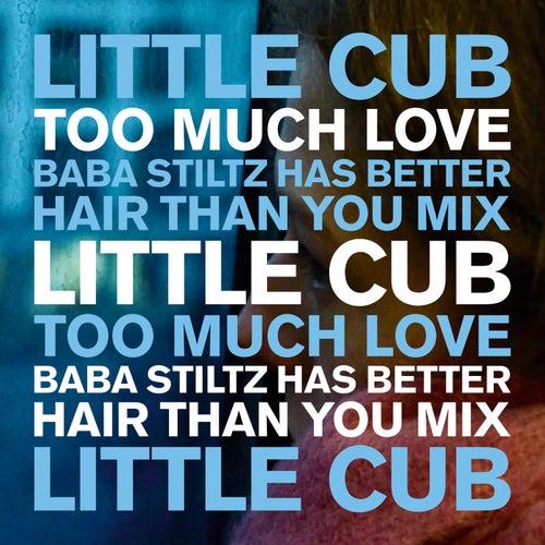Too Much Love (Baba Stiltz Has Better Hair Than You Mix) di Little Cub