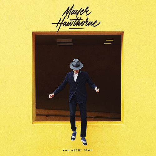Man About Town de Mayer Hawthorne