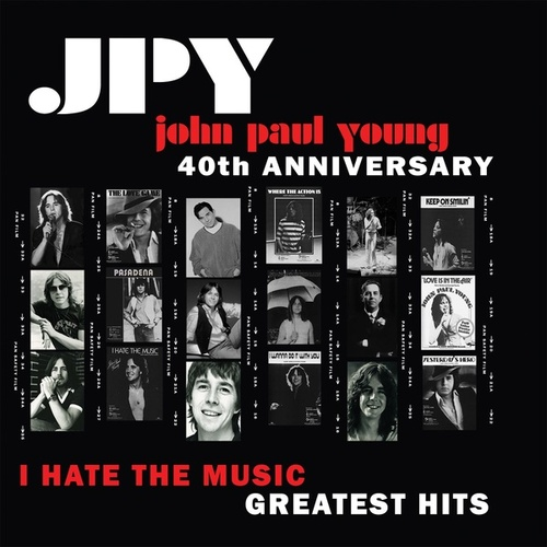 I Hate the Music de John Paul Young