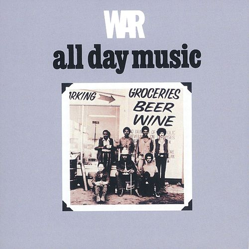 All Day Music de WAR