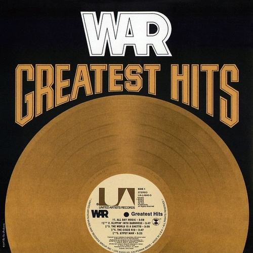 Greatest Hits by WAR