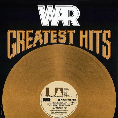 Greatest Hits de WAR