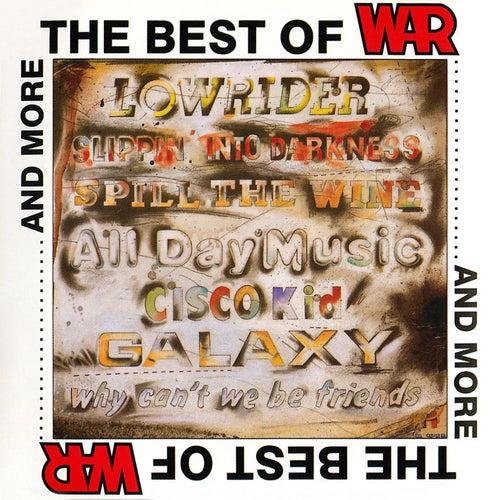 The Best of WAR and More, Vol. 1 de WAR