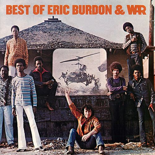 The Best of Eric Burdon & War de WAR