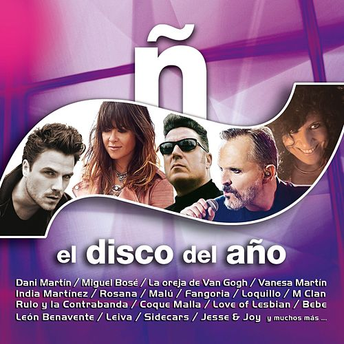 Ñ. El disco del año (2016) de Various Artists
