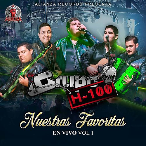 Nuestras Favoritas en Vivo, Vol.1 by Grupo H100