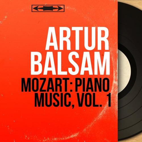 Mozart: Piano Music, Vol. 1 (Mono Version) by Artur Balsam