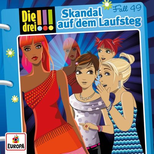 049/Skandal auf dem Laufsteg von Die Drei !!!