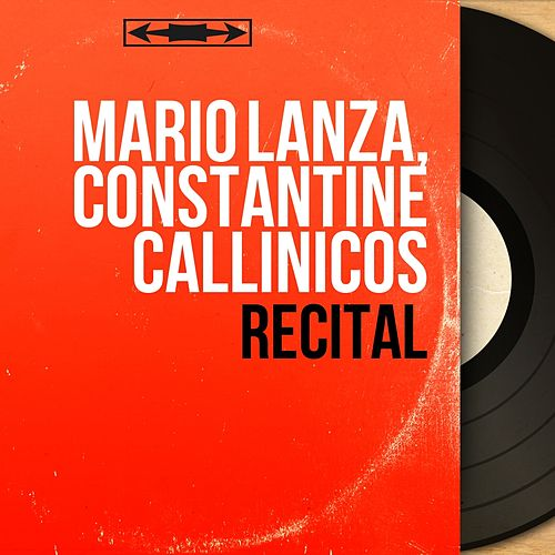 Récital (Live, Mono Version) by Mario Lanza