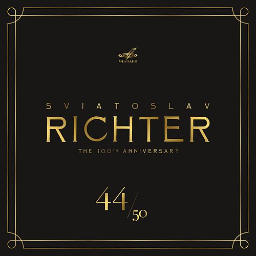 Sviatoslav Richter 100, Vol. 44 (Live) de Yuri Bashmet