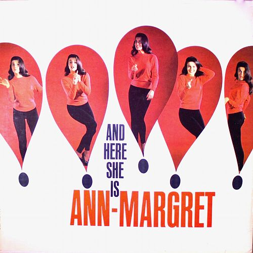 And Here She Is.... von Ann-Margret