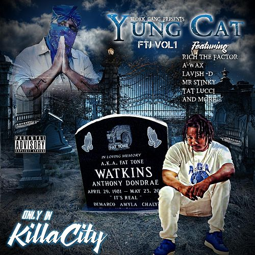 Only in Killa City Ftj, Vol. 1 by Yung Cat