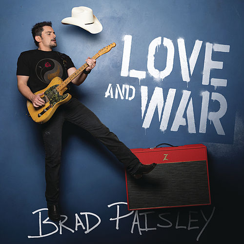 Love and War von Brad Paisley